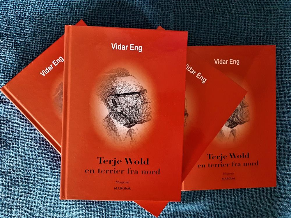 Vidar Eng, forfatter av Terje Wold - en terrier fra nord